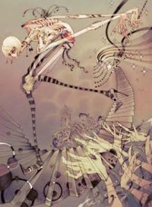 esqueleto limpar